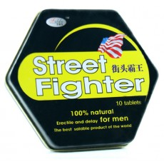 STREET FIGHTER 10 TABLETS FOR MEN SEX ENHANCEMENT USA